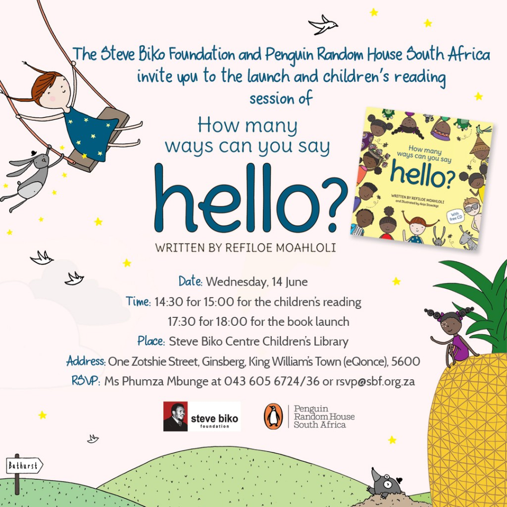 Book Reading Sessions - HelloSteve-Bikho