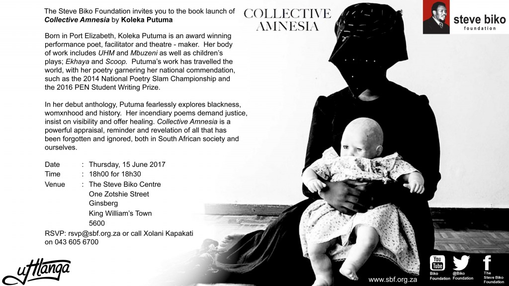 Collective Amnesia Invitation