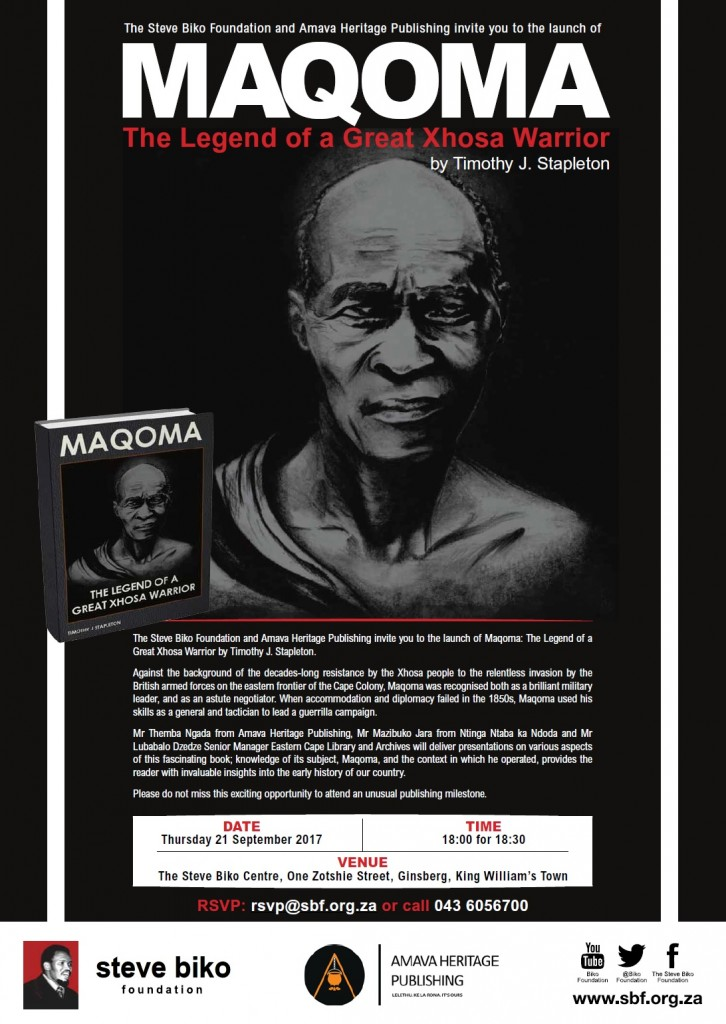 Maqoma - Legend of Xhosa Warrior